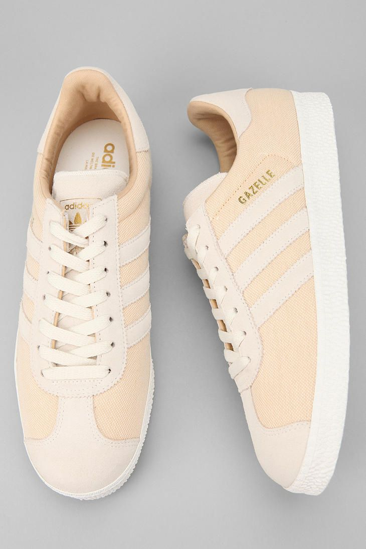 the latest c241f e2c68 urban outfitters  adidas Gazelle II Canvas Sneaker paste its my passion