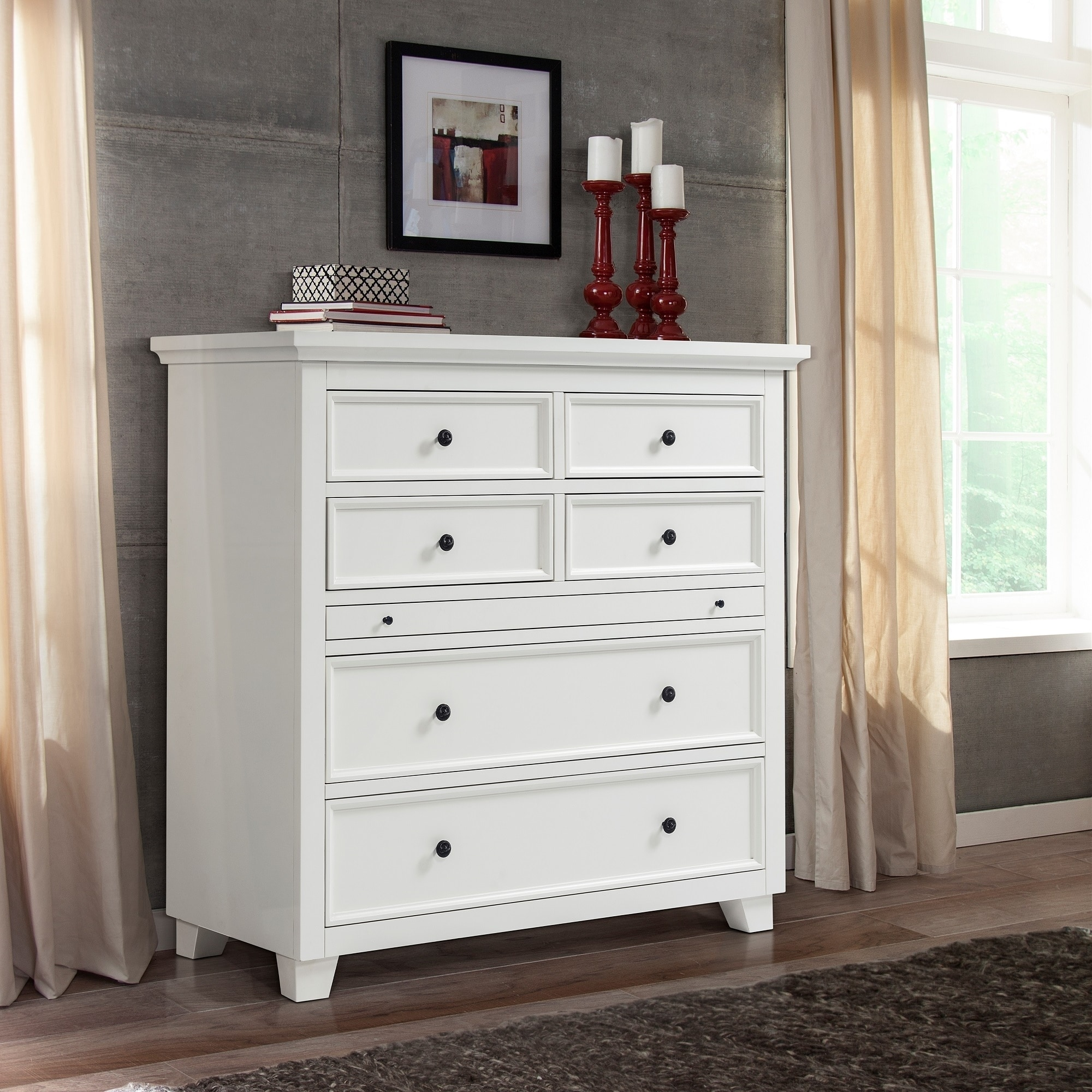 Le Bon Coin Ameublement Ain bermuda dunes 6 drawer chest with jewelry tray | furniture