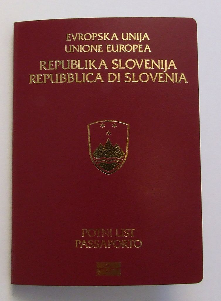 Passport of Slovenia Slovenian passports are issued to citizens - passport renewal application form