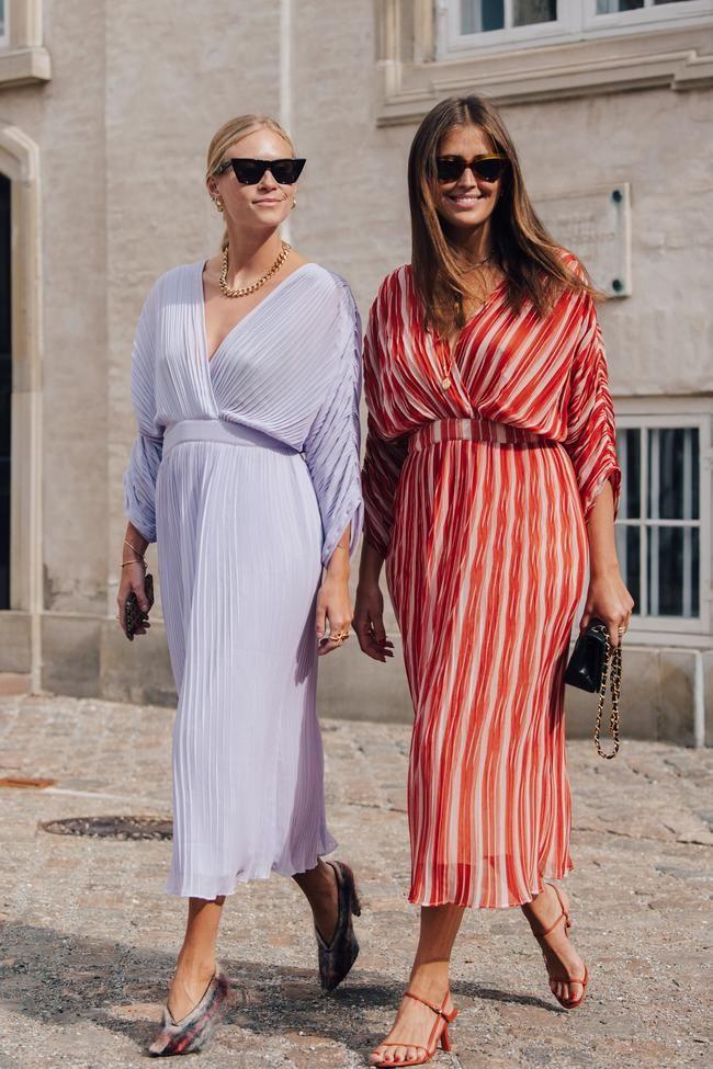 Street Style Inspiration From Copenhagen Fashion Week Spring Summer 2020 Copenhagen Fashion Week Cool Street Fashion Fashion Week