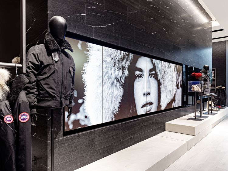 canada goose store toronto yorkdale