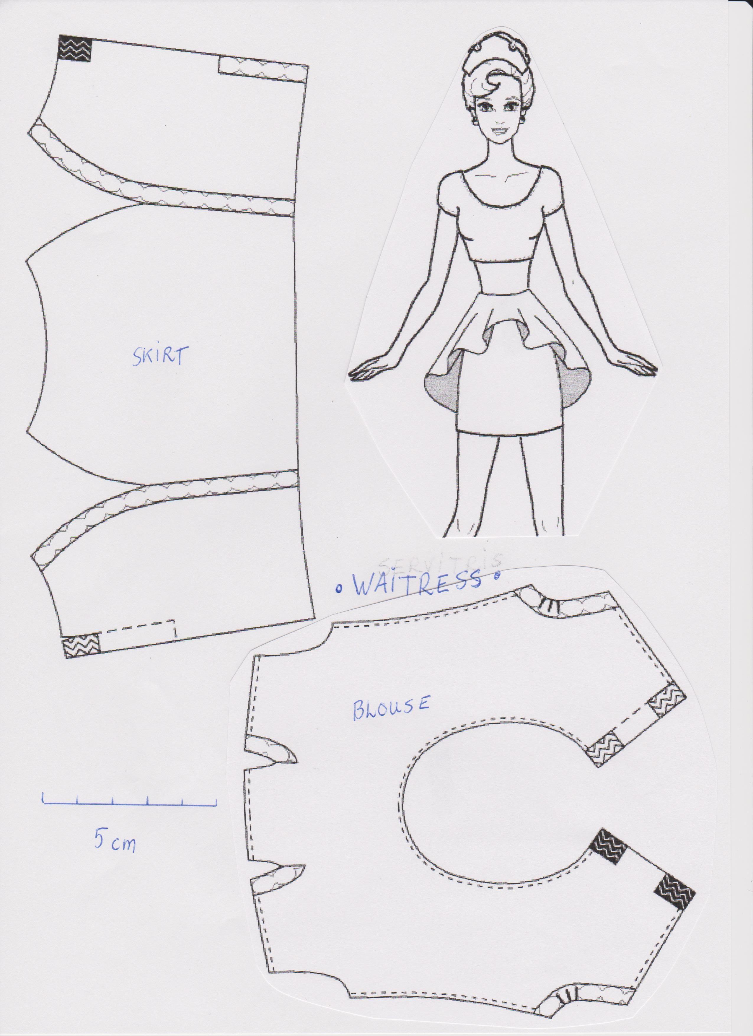 Pin de Michelle Rosales en Barbie Casa Cama | Pinterest | Ropa de ...