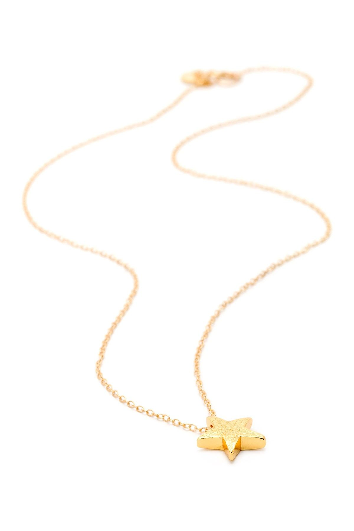 Super Star Bead Necklace
