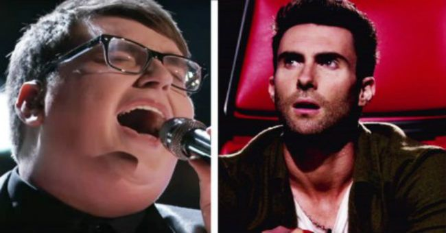 """Jordan Smith's version of """"Mary Did You Know"""" on the Voice will blow you away and give you chills!"""
