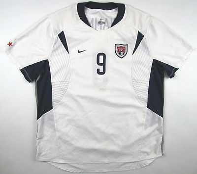 Usa 9 mia hamm 2003 #world cup womens soccer #shirt nike jersey #camiseta maglia ,  View more on the LINK: 	http://www.zeppy.io/product/gb/2/162258183340/