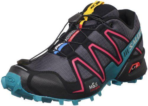 Chaqueta Consejo Empresa  Salomon Speedcross 3's rugged mud and snow Contagrip outsole has a flexible  chevron tread that improves gr… | Womens running shoes, Trail running  shoes, Women shoes