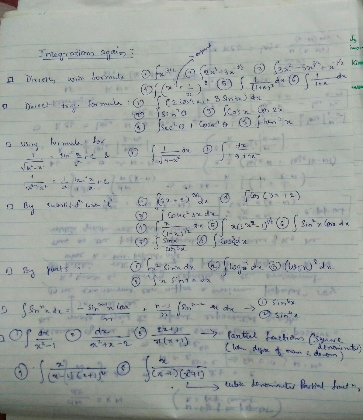 Integration Advanced This or that questions, Interview
