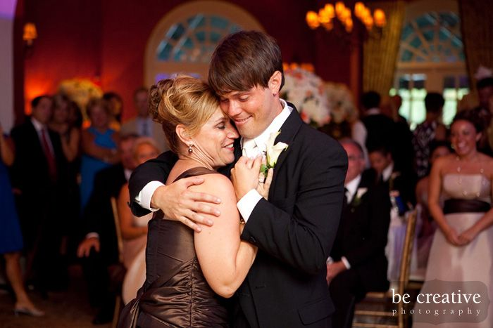 wedding photograph of groom and mother | Christian and his mom ...