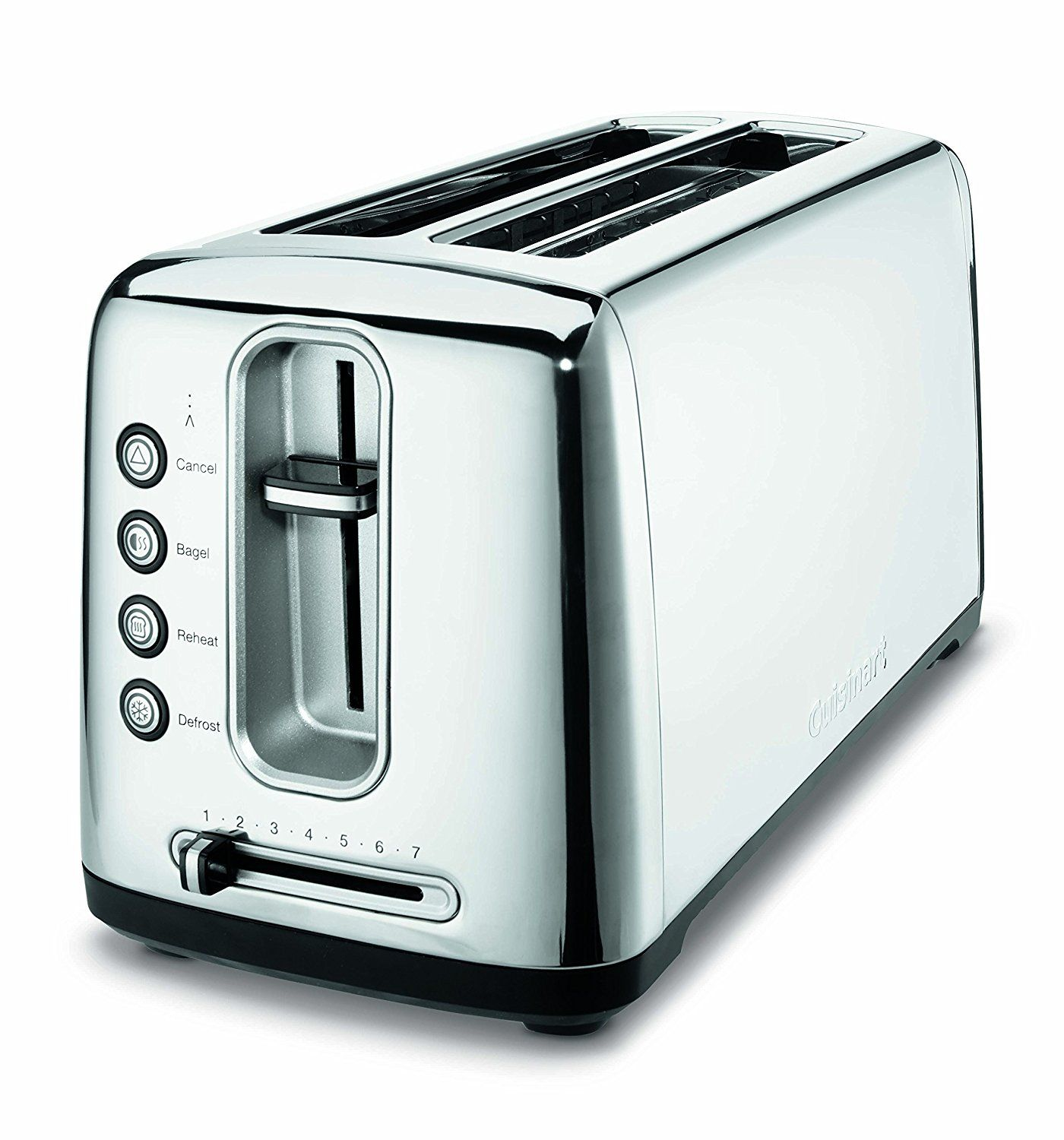 watch toasters cuisinart stainless metal youtube classic steel toaster slice