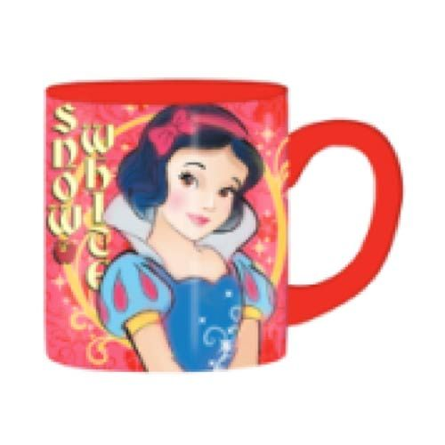 Snow White and the Seven Dwarfs Snow White Standing Mug Silver