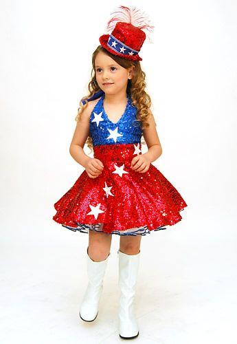 6586bdeb5d51 Dance Outfits · Kids Outfits · yankee doodle Glitz Pageant, Pageant Wear,  Pageant Dresses, 15 Dresses, Patriotic Dresses