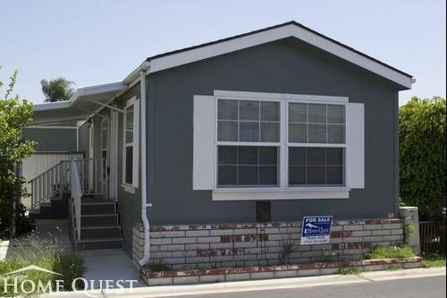 mobile home exterior facelift this site has great before and after photos mobile home updates and deco ideas pinterest house trailer remodel and - Paint For Mobile Homes Exterior