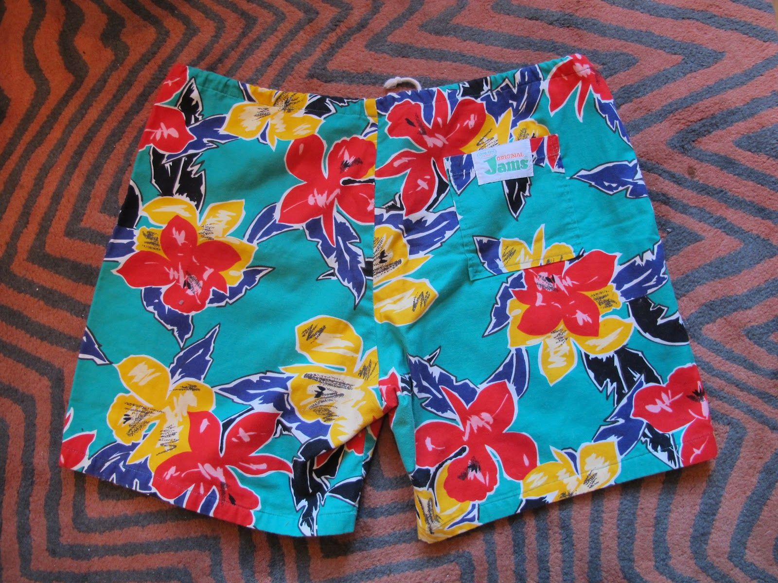 8b973c7e1e Original Jams shorts from the 80s | Time Capsule | Fashion, 80s ...