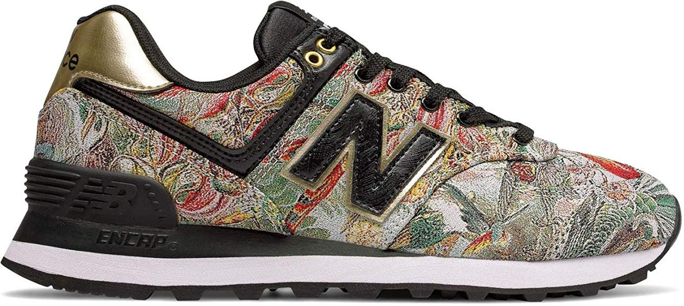 New Balance Damen 574v2 Sneaker Schwarz Black Classic Gold Sna 37 Eu Amazon De Schuhe Handtaschen New Balance Damen Sneaker Damen