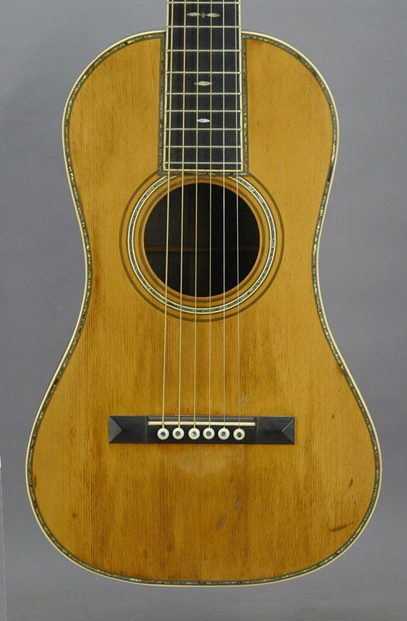early Martin guitar | Martin early 1900's 1-45 parlor guitar