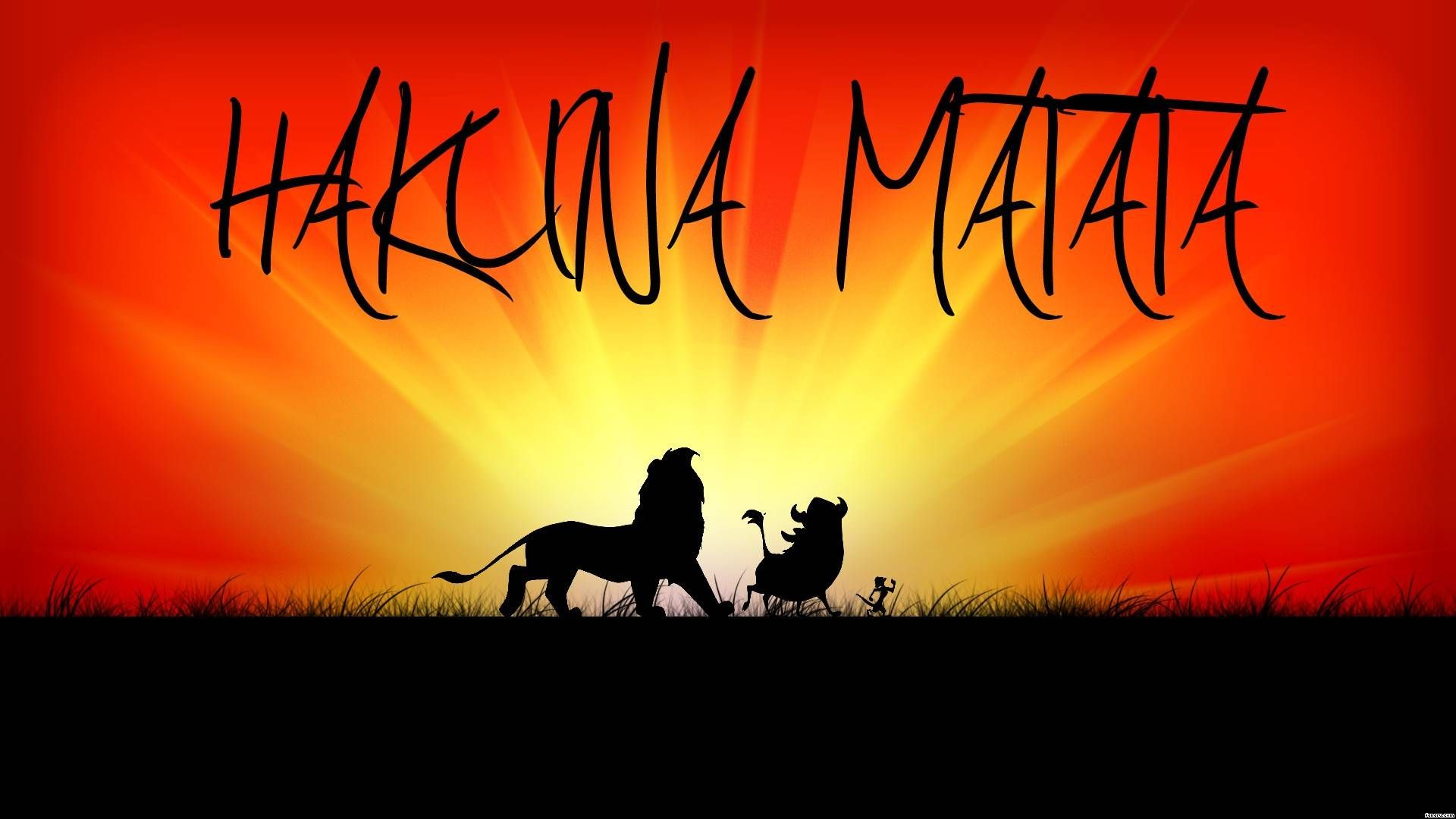 lion king rafiki Hakuna Matata, Simba, Pumbaa, and Timon
