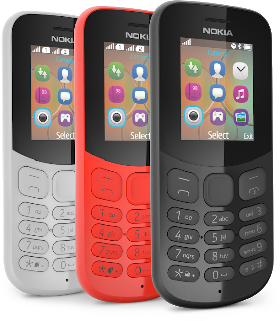 Nokia 130 MT6261 RM-1017 Miracle Read Flash File Definition