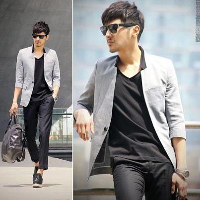 0d25f5d3101 Clean Cut Korean Fashion Men