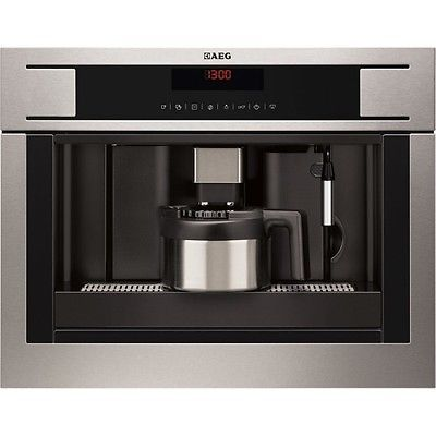 Attractive Aeg Pe4561 M #built In #coffee Machine Stainless Steel #ha0351, View Idea