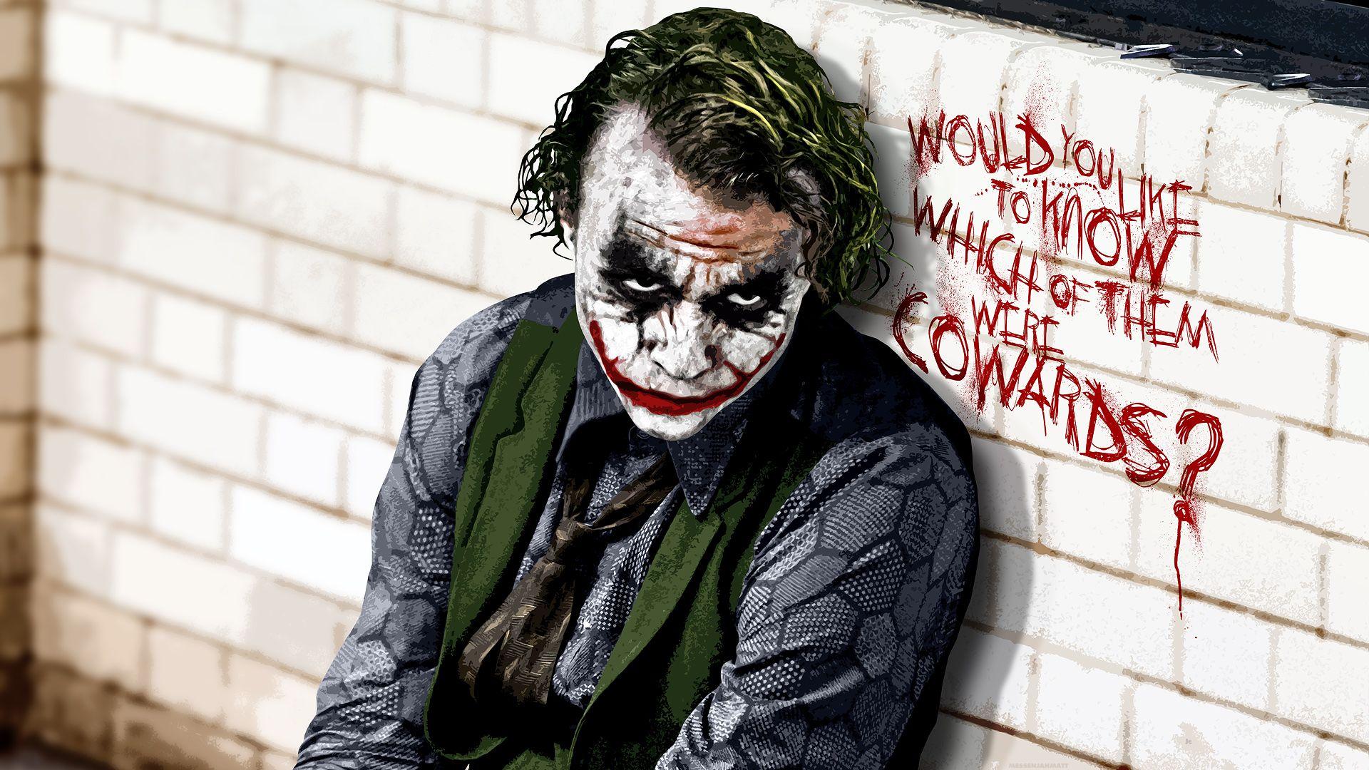 Heat Ledger Joker Joker Caballero De La Noche Poster Del