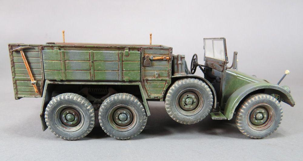 Krupp Protze Kfz.70