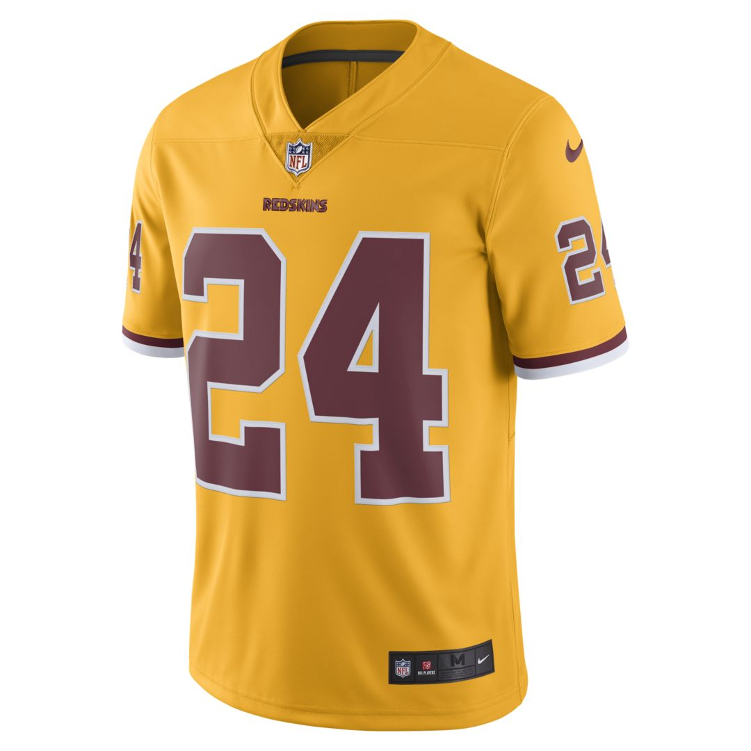 uk availability 661a1 3ece8 NFL Washington Redskins Color Rush Limited (Josh Norman ...