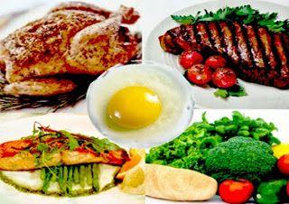 قائمة كبيرة بالأطعمة السحرية التي تساعد على حرق الدهون Food Health Breakfast
