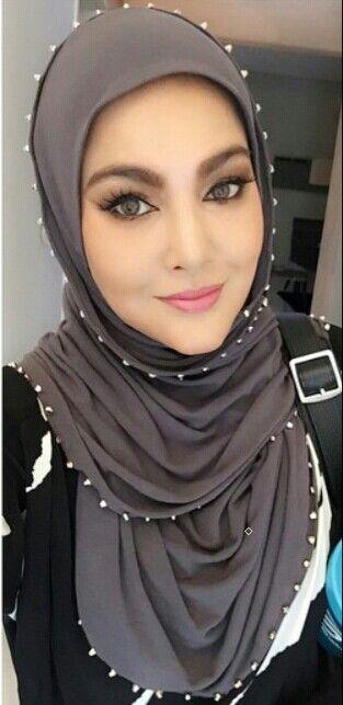 hijab siti nurhaliza com Porn