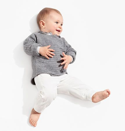 Il Gufo AW 2012-13 #Fashion #children #kids #kidswear #girls #boys #babies http://shop.ilgufo.it/it/collezione-ai/neonato-femmina-0-2-anni/look.html