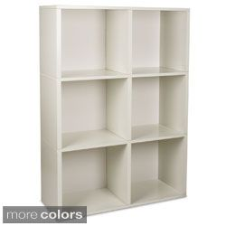 Shop for Tribeca Eco Friendly 3-Shelf Cubby Bookcase Storage Shelf LIFETIME WARRANTY (made from sustainable non-toxic zBoard paperboard). Get free delivery at Overstock.com - Your Online Home Decor Store! Get 5% in rewards with Club O!