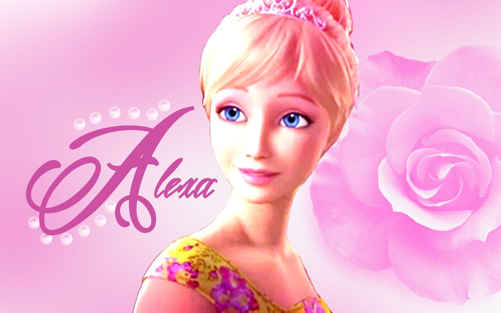 Alexa Barbie Secret Door | Barbie Movies and Barbie Collector ...