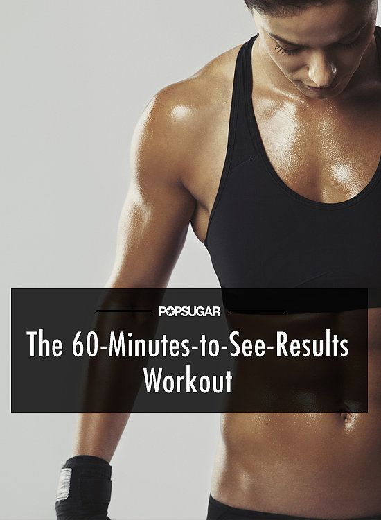 Total Body Circuit Workout Journey To The Goal