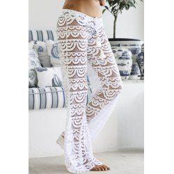 Sexy lace pants
