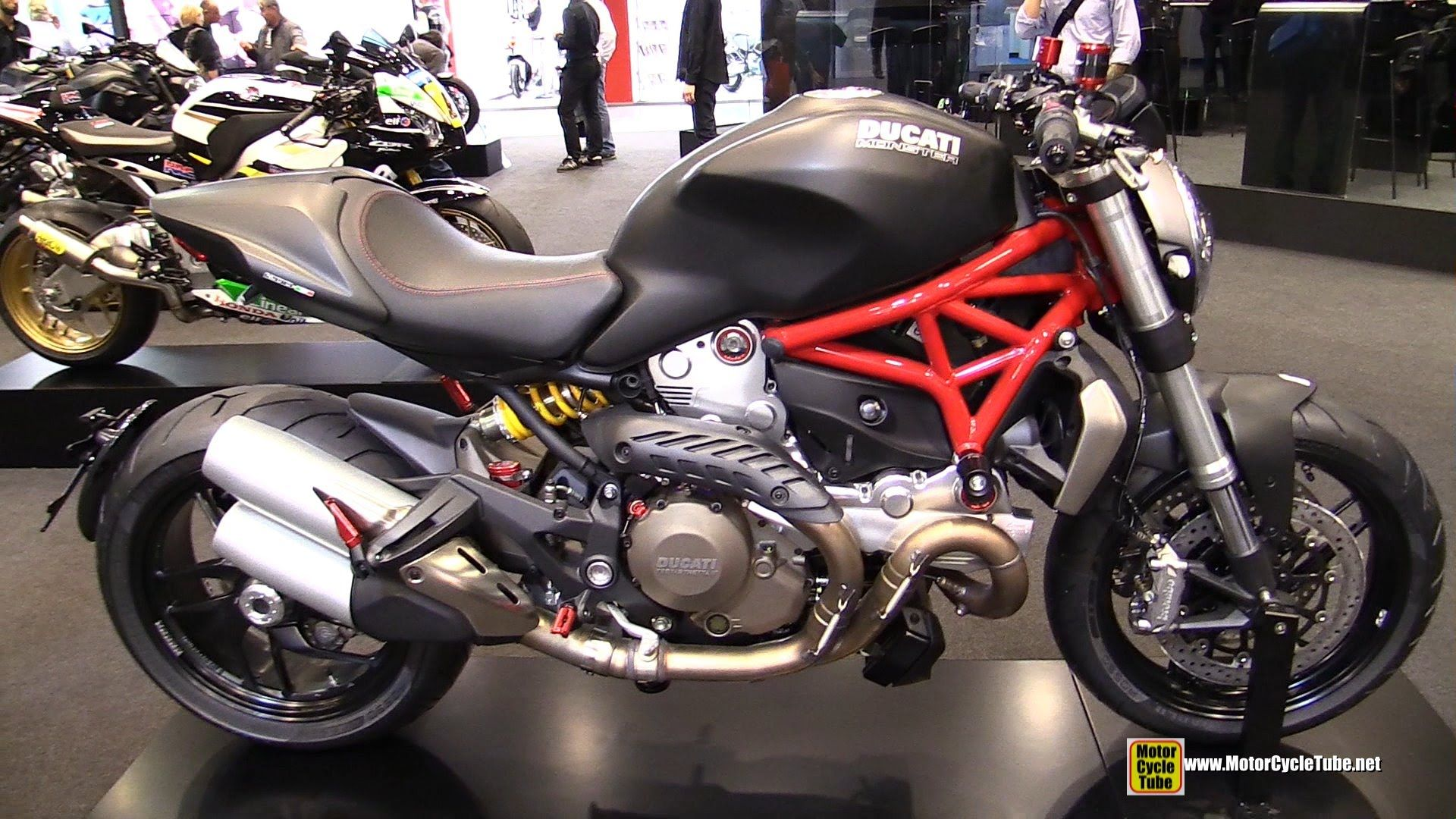 Ducati Monster Abs Removal