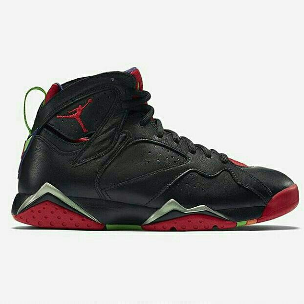 Official Images Of The Air Jordan 7 Marvin The Martian Have