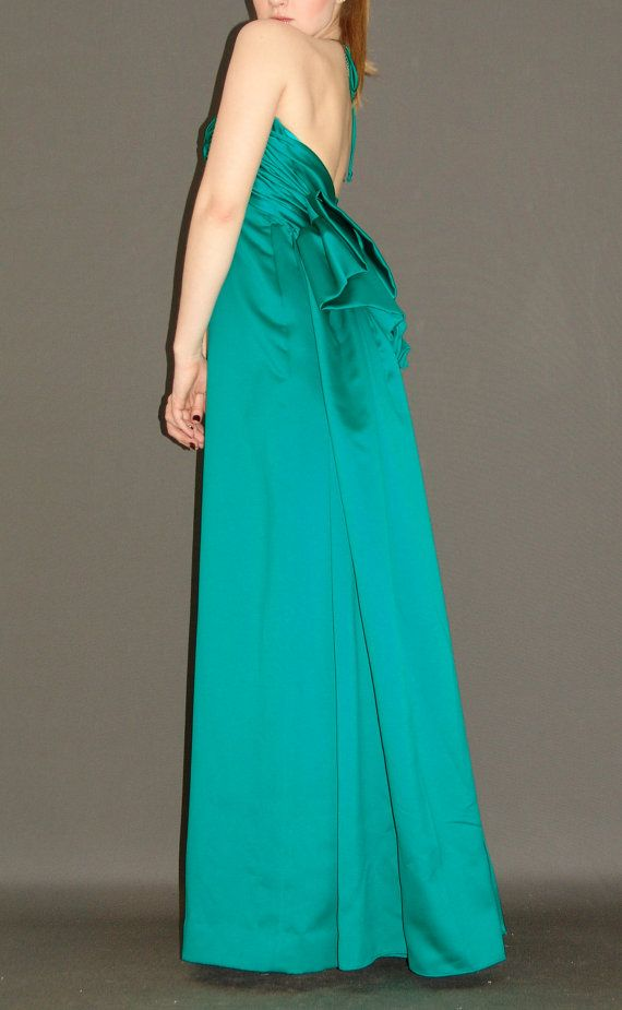 Vintage 1960s Lord and Taylor Evening Gown | Lord & Taylor ...