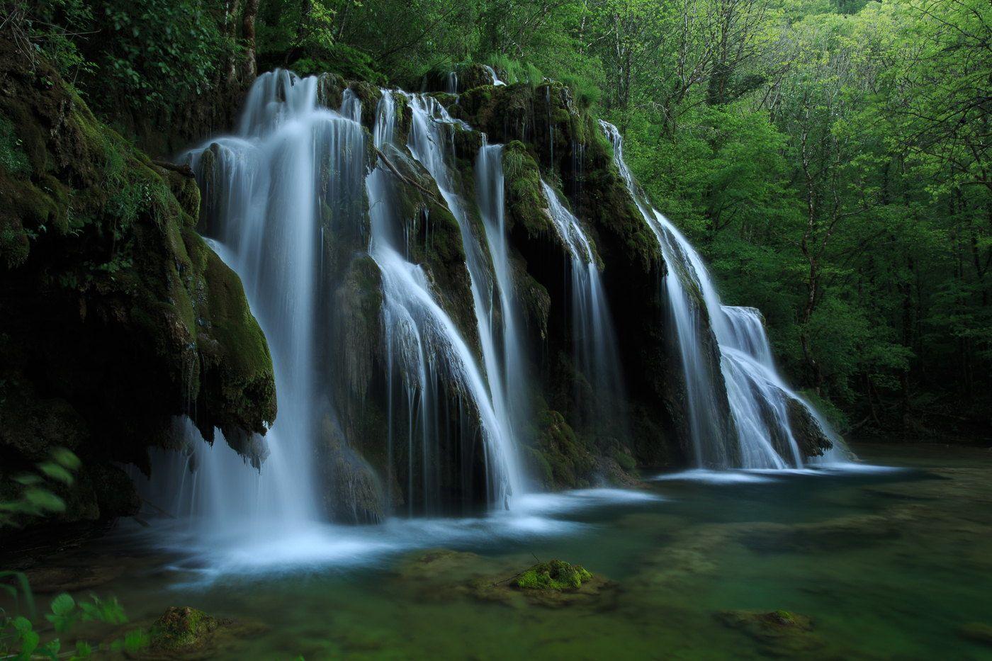 Jura Region In France Beautiful Waterfalls Waterfall Places To Visit