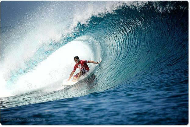 Surfing At Bondi Junction