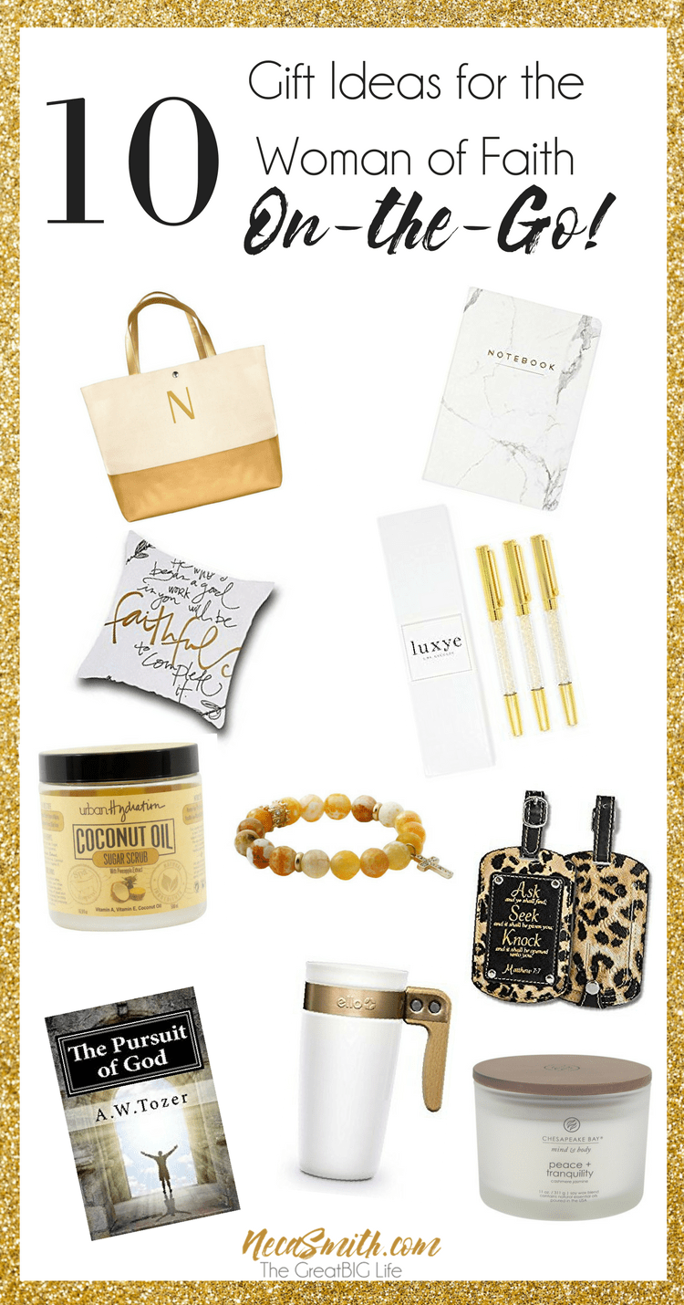 Gift Ideas For The Woman