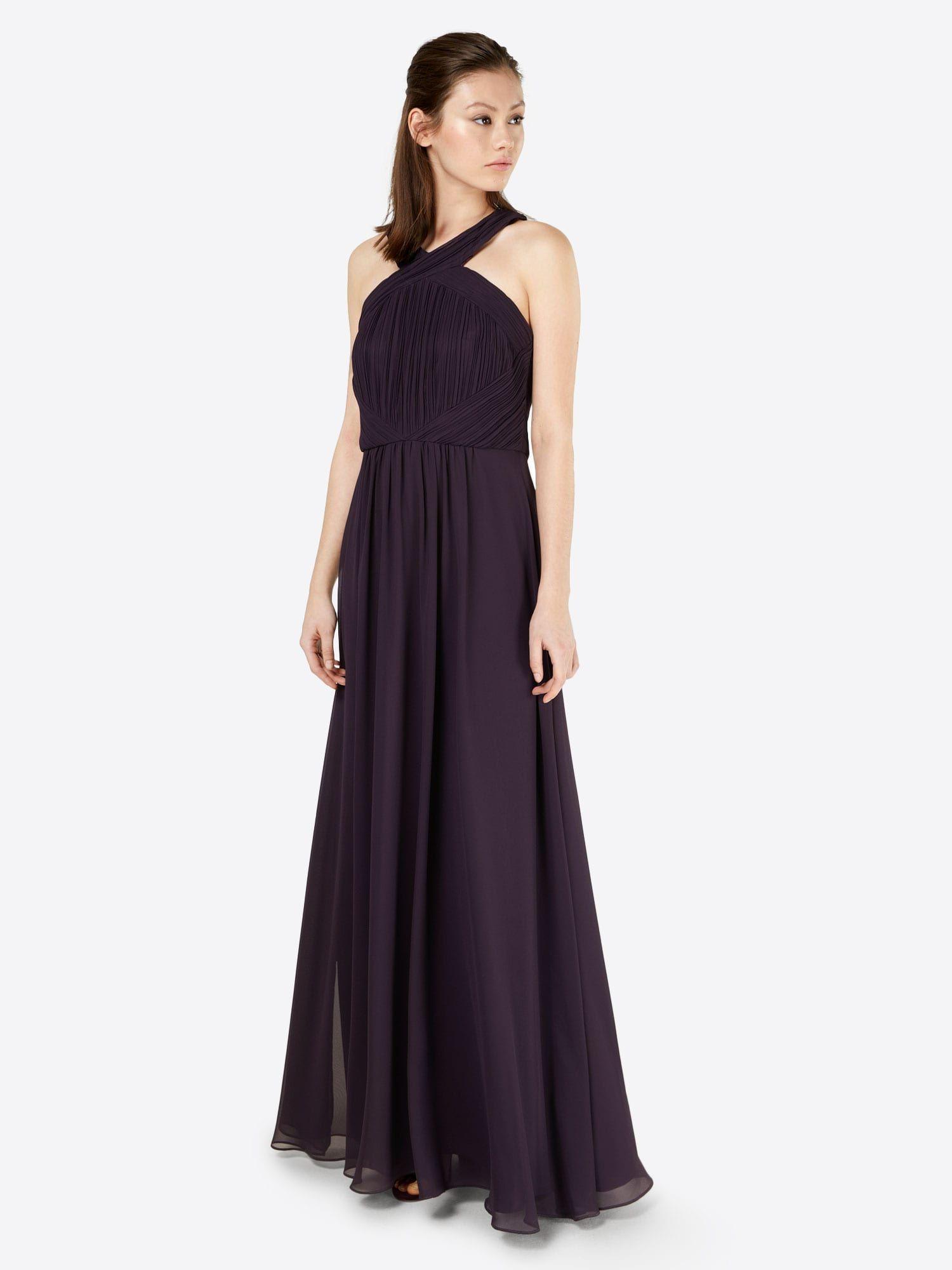 VM Vera Mont Abendkleid Damen, Lila, Größe 18  Abendkleid
