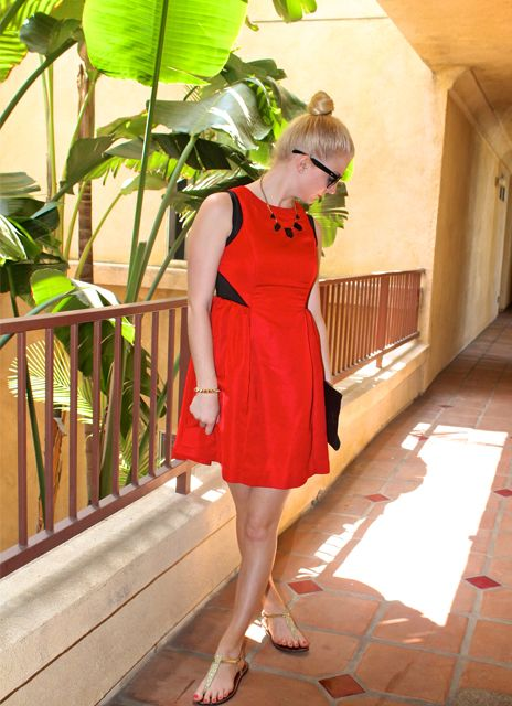 Stylish Outfit: My Inner 60s Gal   $50 Haute1 Giveaway
