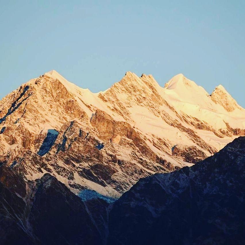 Pindari Glacier Trekking Experience - A Surprised Trek to