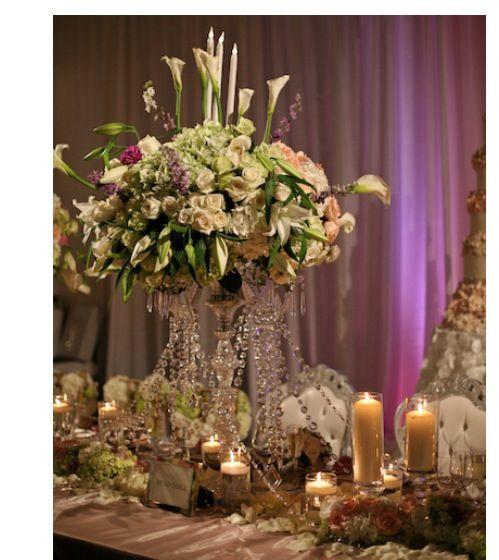 David Tutera Wedding Centerpiece Ideas: Wedding Venue Decorations, Wedding Table