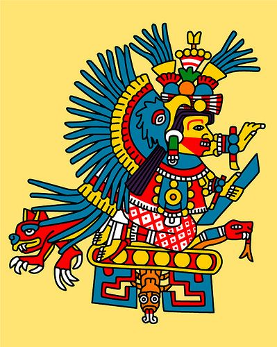 Chiconahui or Xochiquetzal | Fertility and Goddesses