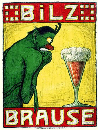 Bilz Brause  http://www.vintagevenus.com.au/collections/drinks/products/vintage_poster_print-d207