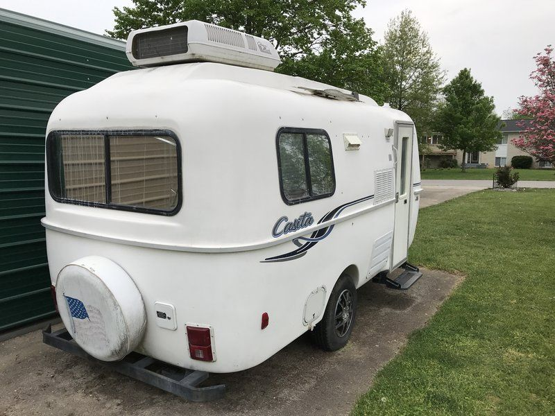 Used 2001 Casita Spirit, Travel Trailers For Sale By Owner