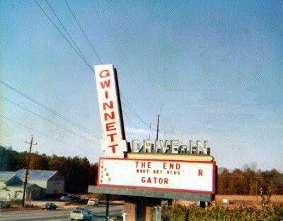 Gwinnett Drive-in