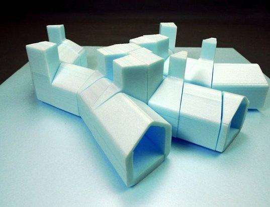 des maisons pr fabriqu es qui utilisent des suites de fibonacci h e v o l u t i f. Black Bedroom Furniture Sets. Home Design Ideas