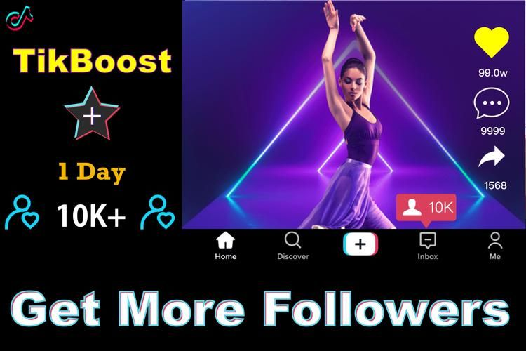 Tikbooster For Tiktok Followers Fans Like Free For Android Apk Download How To Get Followers Social Media Network Instagram And Snapchat