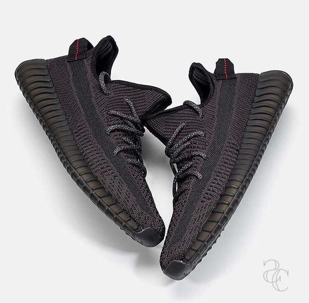 Yeezy Boost 350 V2 Black Retail